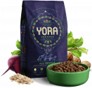 Yora insect protein sustainable dog and cat food