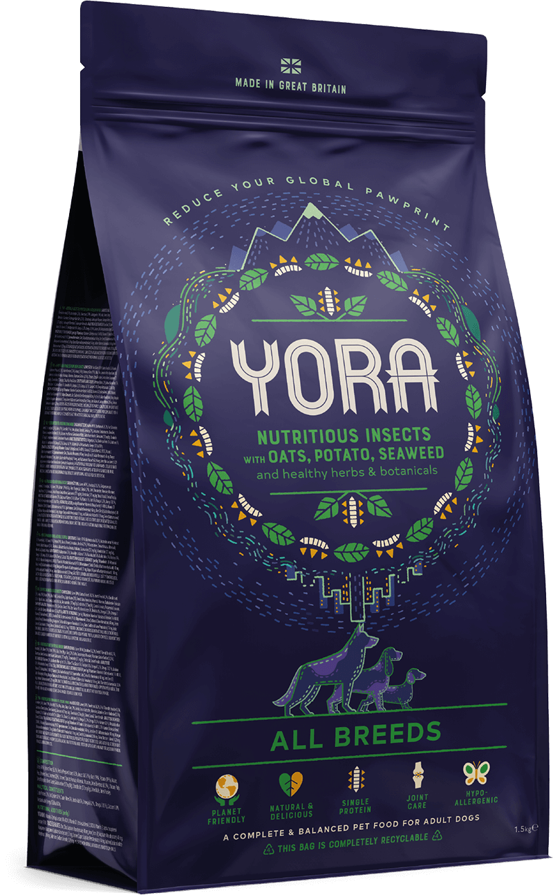 Yora new recyclable packaging